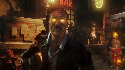 """Call of Duty: Black Ops III (Official """"Shadows of Evil"""" Zombies Trailer)"""