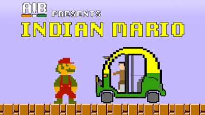 If Super Mario Was Made In India