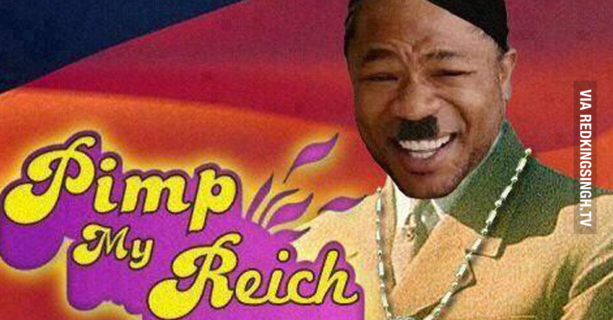 Pimp My Reich (Video)