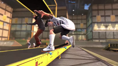 Tony Hawk Pro Skater 5 (Official Video Game Trailer)