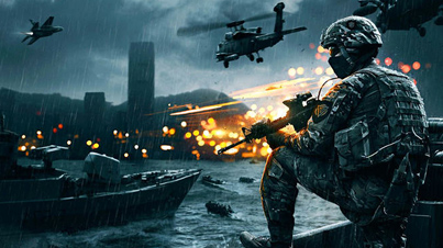 Battlefield 4 Night Operations (Official Cinematic Trailer)