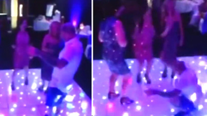 Man At A Club Sh*ts Himself While Trying To Impress Chicks On The Dance Floor