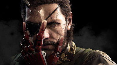 Metal Gear Solid V: The Phantom Pain (Official Video Game Trailer)