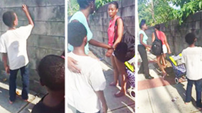 Mother Caught With Her Bags Packed Attempting To Abandon Son