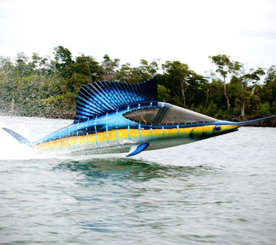 The Seabreacher Sailfish Is Half Jet Skit Half Submarine