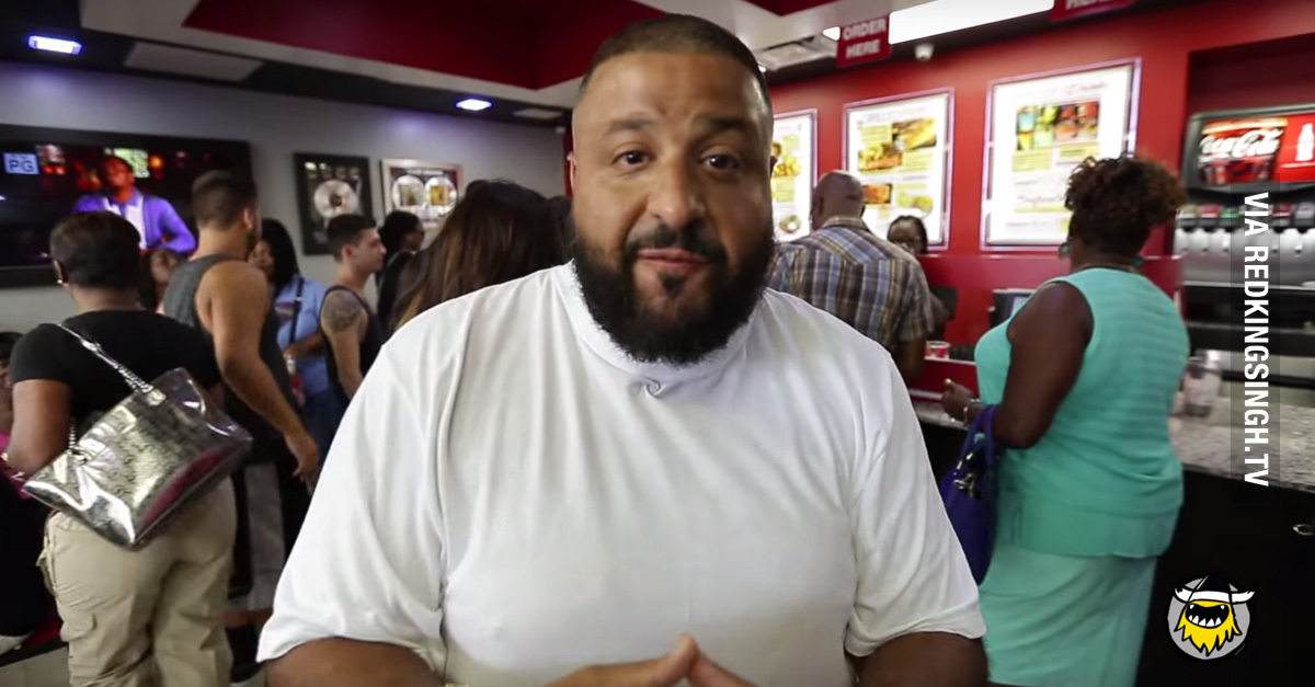 Dj khaled is finga licking miami going out of business luch 4