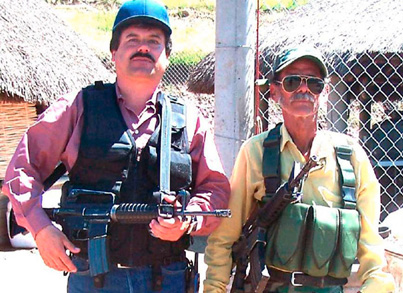 How El Chapo Became The World's Biggest Drug Lord