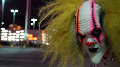 Killer Clown Prank Returns To Scare The Sh*t Out Of People In Vegas