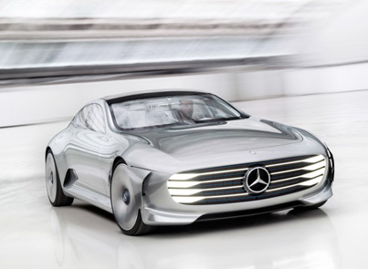 Mercedes-Benz Reveals Concept That Changes Shape While Driving