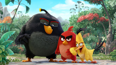 The Angry Birds Movie (Official Movie Teaser)