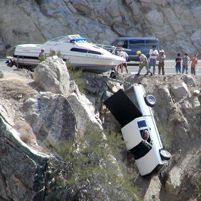 An Intense Compilation Of Footage Featuring People Narrowly Escaping Death