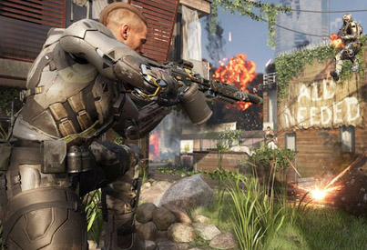 Call of Duty: Black Ops III (Official Gameplay Trailer)