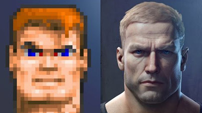 Evolution Of Video Game Graphics From 1952 To 2015