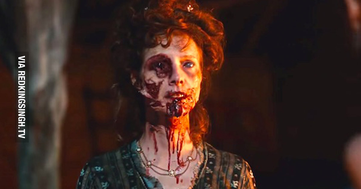 Pride And Prejudice And Zombies (Official Movie Trailer ...