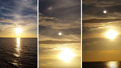 Raw Footage Of The Infamous Yet 'Elusive Planet of Nibiru'