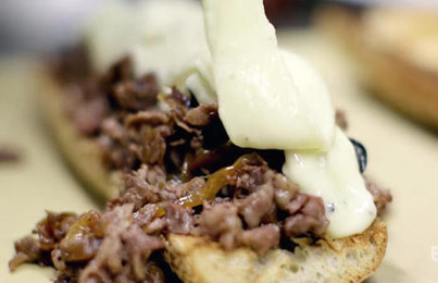 The $120 Philly Cheesesteak