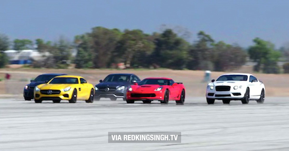 The World\'s Greatest Drag Race 5 (Video)