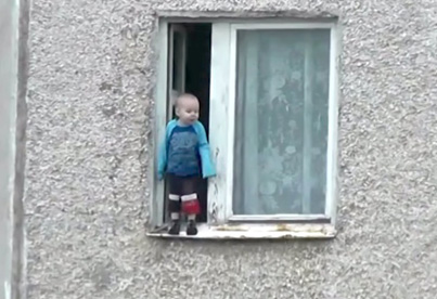 This Is How Fearless Russian Daredevils Are Born