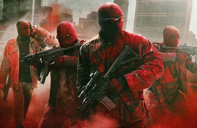 Triple 9 (Official Red Band Movie Trailer)