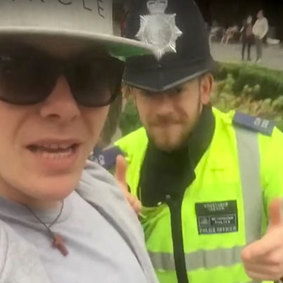 British Cops Are The Best Cops
