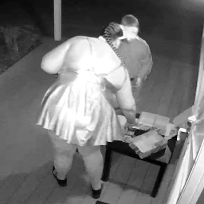Fat Tub Of Sh*t Dressed As A Bunny Steals All The Candy Leaving None For The Kids