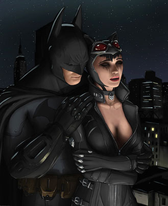 Ghetto Batman And Catwoman Get Lip-Dubbed