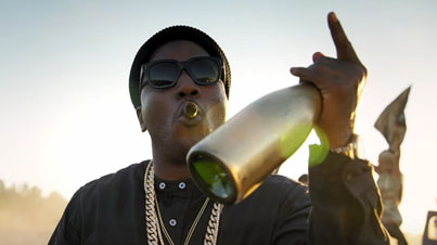 Gold Bottles by Jeezy (Official Music Video)