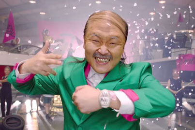 Daddy by PSY Ft. CL of 2NE1 (Official Music Video)