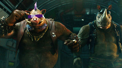 Teenage Mutant Ninja Turtles: Out of the Shadows (Official Movie Trailer)