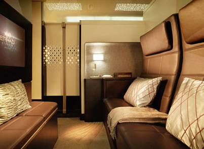The Most Outrageous Plane Suite Imaginable