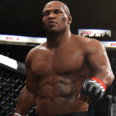 EA Sports UFC 2: Fight Like Mike Tyson (Official Video Game Trailer)