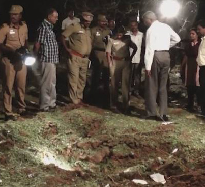 Indian Man Killed By A Meteorite