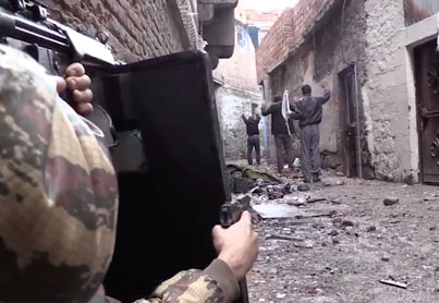 Real Life 'Call Of Duty'