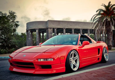 Cult Classic: The 500HP Twin Turbo Acura NSX Returns