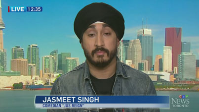 Jus Reign Forced To Remove Turban