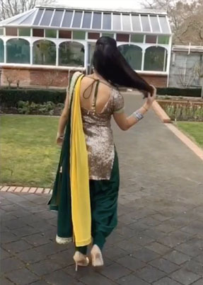 Every Punjabi Boy's Weakness: Girl In A Punjabi Suit