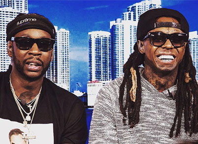 Lil Wayne & 2 Chainz Talk Athletes And Parties On 'Highly Questionable'