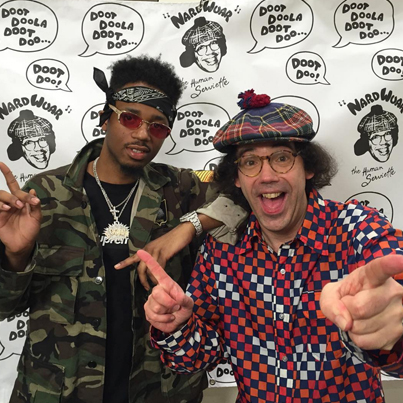 Nardwuar's Interview With Metro Boomin