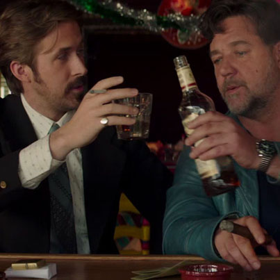 The Nice Guys (Official Movie Trailer)