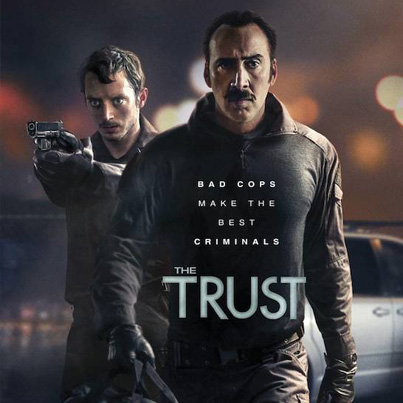 The Trust (Starring Elijah Wood & Nicolas Cage) (Official Movie Trailer)