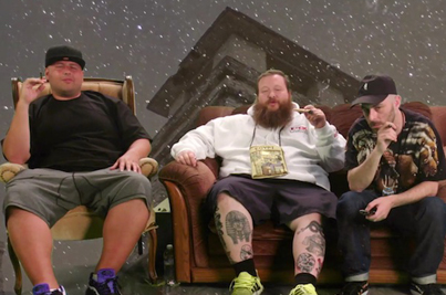 Action Bronson's Ancient Aliens 4/20 Special (Official Trailer)