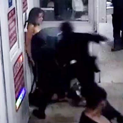 Cop In Florida Beats Up Cuffed Woman
