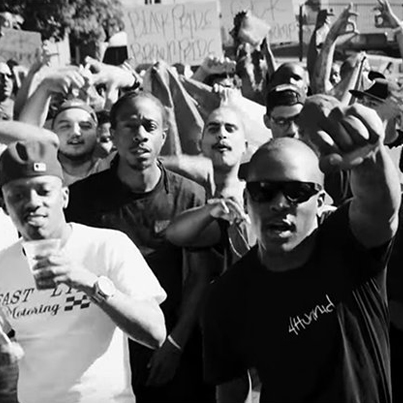 F**k Donald Trump by YG & Nipsey Hussle (Official Music Video)
