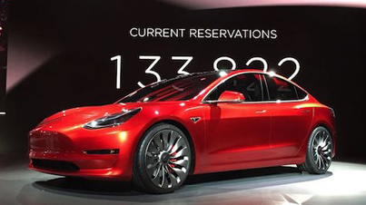 Tesla Announces New Model 3
