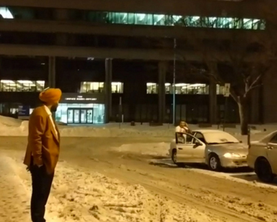 Toronto Man Attacked For Wearing A Turban In Quebec City