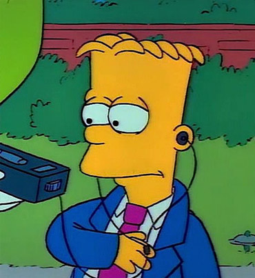 YouTuber Creates His Own Music Video Using Classic Simpsons Footage