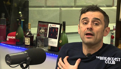 Gary Vaynerchuk's Interview With The Breakfast Club