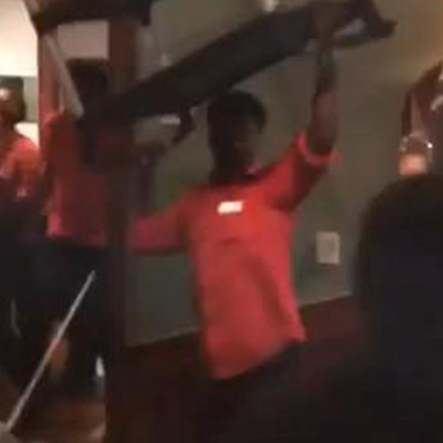 Brawl Breaks Out At An Atlanta Restaurant On Mother's Day
