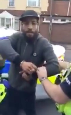 """Meanwhile In Birmingham: Police Touched My """"Winky"""""""