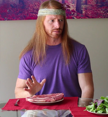 What If Meat Eaters Acted Like Vegans?